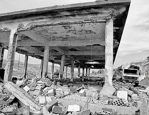 Сирия назвала «объявлением войны» ночную израильскую воздушную атаку на Дамаск