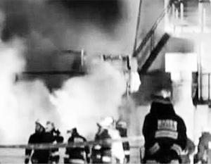 На ликвидацию пожара было затрачено 11 часов