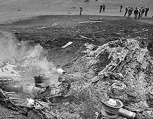 Катастрофа топливозаправщика ВВС США КС-135 оказалась дурным предзнаменованием для судьбы всей авиабазы