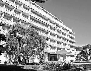 В советские годы санаторий «Янтарный берег» в Юрмале обслуживал только высокопоставленных персон