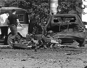 В Дагестане опасаются второго взрыва на месте субботнего теракта