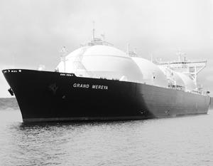 Газпром может оказаться за бортом рынка СПГ