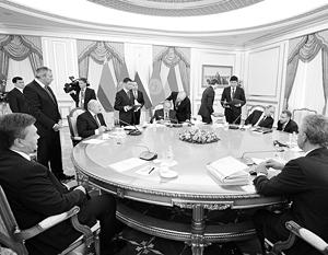 В Астане прошли переговоры лидеров стран ТС, а также Украины и Киргизии в формате «пятерки»