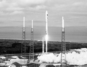 Американская компания ULA запускает ракету «Атлас-V» с российским двигателем РД-180