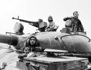 В России считают данные о применении химоружия сирийскими войсками сфабрикованными