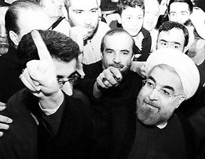 Хассан Роухани шаг за шагом идет к победе
