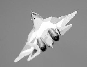 Запустить Т-50 в серийное производство планируется в 2015 году