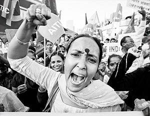 Индийское правительство перекрыло западные каналы финансирования политических НКО