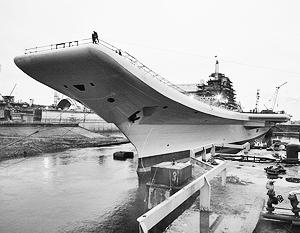 Опыт глубокой модернизации «Адмирала Горшкова» стал проверкой возможности российского ОПК
