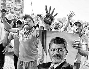 Исламисты требуют свободы для экс-президента Мурси