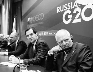 G20 готовит радикальные налоговые изменения для Apple и Google
