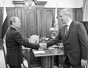 Собянин выбрал традиционную форму избирательной кампании, его рейтинг зависит от рейтинга Путина, считают эксперты
