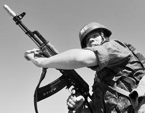 Российские миротворцы на просторах бывшего Союза сейчас остались только в Приднестровье