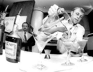 В России продолжается рост продаж слабоалкогольных коктейлей