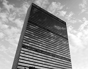 Спецслужбы США не только прослушивали ООН, но и просматривали ее внутренние видеоконференции