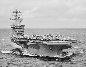 Пока президент и парламент США решают, нападать ли на Сирию, атомный авианосец «Нимиц» на всякий случай уже направился поближе к ее берегам