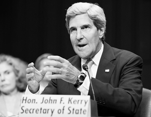Заявив о возможности наземной операции в Сирии, госсекретарь США Джон Керри поспешил взять свои слова обратно