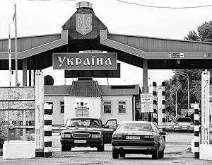 Украина боится потерять рынок России