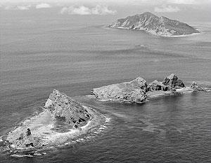 Опознавательная зона воздушной обороны Китая охватила и спорные острова Сенкаку