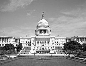 Разногласия между Белым домом и Конгрессом могут лишить США правительства