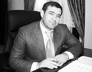 Сайгидулбатал Муртазалиев слывет в Дагестане и в прямом, и в переносном смысле одним из самых сильных людей