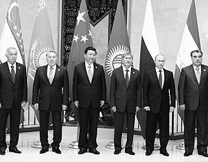 Уже на следующем саммите ШОС на коллективном фото глав государств будет больше участников