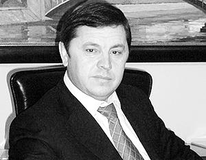 Председатель правления ЗАО, контролирующего бирюлевскую овощебазу, Магомед Чурилов