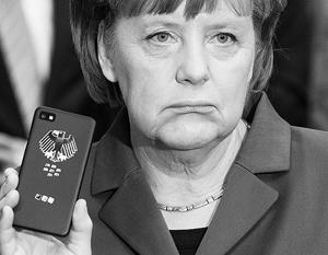 Немецкие спецслужбы купили канцлеру новый корейский мобильный телефон – теперь американцы не смогут слушать ее разговоры