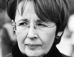 Оксана Дмитриева давно призналась, что положила глаз на кресло мэра Северной столицы