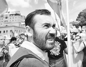 Илья Пономарев, по мнению политологов, теперь с трудом видит себя в рядах хоть какого-то широкого движения