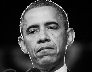 Обама стал непопулярен среди жителей США