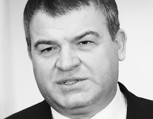 Даже после громкого скандала Анатолию Сердюкову удалось найти работу