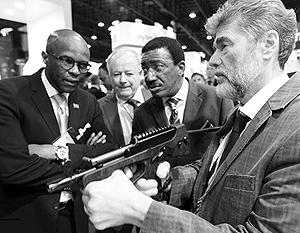 Мировой рынок торговли оружием делает ставку на АТР