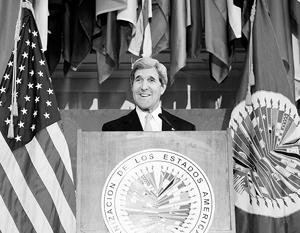 «Это стоит аплодисментов, отмена доктрины – не так уж и плохо», – возвестил Джон Керри