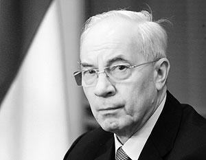 Украина может вернуться к вопросу об ассоциации с ЕС через полгода, считает Азаров