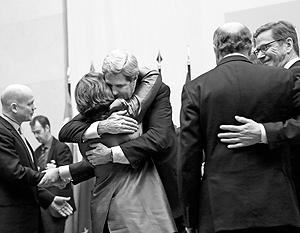 Как напоминают эксперты, женевский дипломатический успех основан на «той схеме урегулирования, которую предлагал Путин»