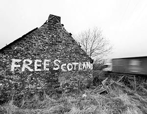 Помимо прочего, шотландцы хотят получить контроль над добычей нефти в Северном море у границ Шотландии