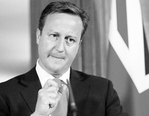 Кэмерон не хочет, чтобы в Британию ехали бедные мигранты