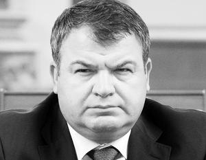Анатолий Сердюков ранее проходил по уголовным делам только как свидетель