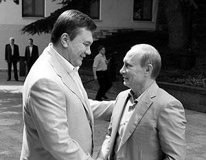 Виктор Янукович не пустил Украину в ЕС