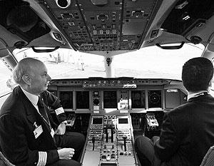 На рынке труда 400 безработных пилотов