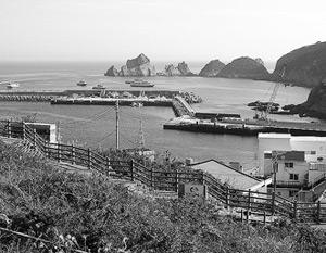 В зону действия ПВО попадут южные острова Иодо, Марадо и Хондо