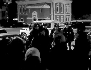 Жители Арзамаса требовали на митинге наказать убийцу и закрыть все «нерусские заведения»