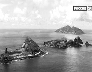 Вот они – те самые острова, из-за которых обострились отношения Китая и Японии