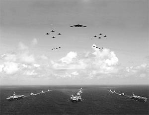 Россия готовит ответ на американскую концепцию «молниеносного удара»