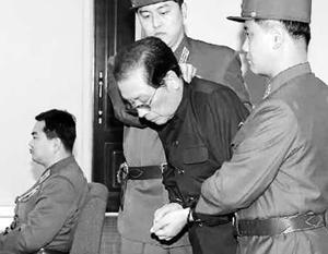 До недавнего времени Чан Сон Тхэк считался вторым по влиятельности человеком в стране