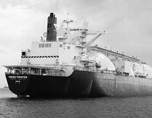 Количество танкеров с СПГ из Австралии увеличится