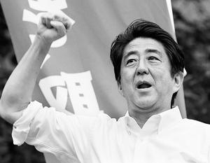 Китайские и корейские СМИ демонизируют Абэ, называя его милитаристом, реваншистом и националистом