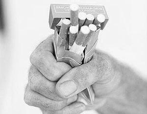 Примерно 70% пациентов с травмами области мозга, под названием островок Рейля, бросили курить сразу после травмы