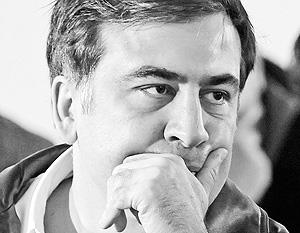 Саакашвили расстроился из-за того, что ему запретили въезд на Украину